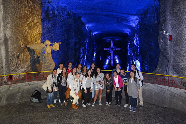 Beyond Colombia: Gropu Tours | Zipaquira Salt Cathedral